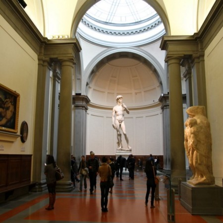 Florence - Academia Gallery