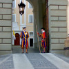 Castel Gandolfo - Guards