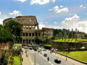 Sightseeing Tours of the Colosseum Roman Forum