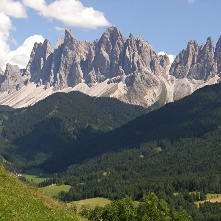 Dolomities - mountains