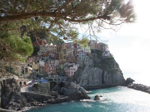 Manarola - Cinque Terre - view