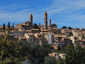 Montalcino - tetti