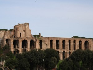 Rome - Palatine Hill