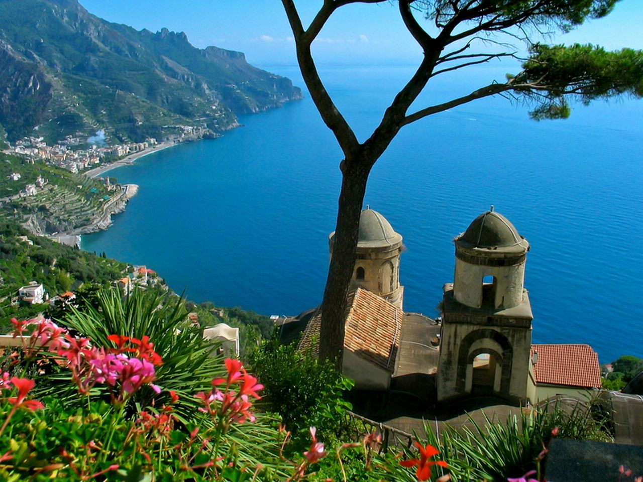 Private Sightseeing Tours Of The Amalfi Coast Private