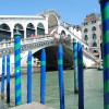 Venice - Rialto Bridge - detail