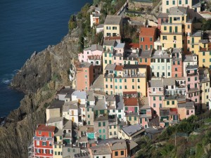 Sightseeing Tours of Cinque Terre