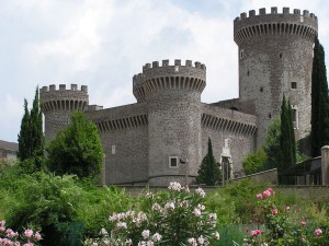 Tivoli - Rocca Pia