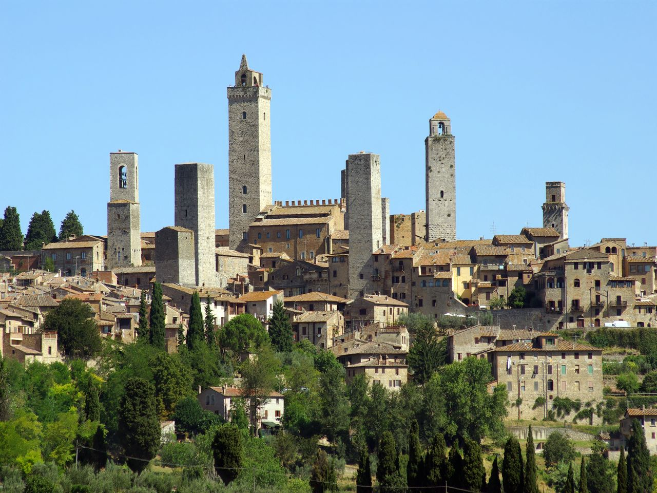 san gimignano day trips from. Black Bedroom Furniture Sets. Home Design Ideas