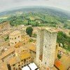 San Gimignano - view from the top