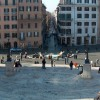 Rome - Spanish Steps - view from the top
