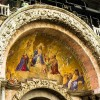 Venice - St Mark Basilica -  detail