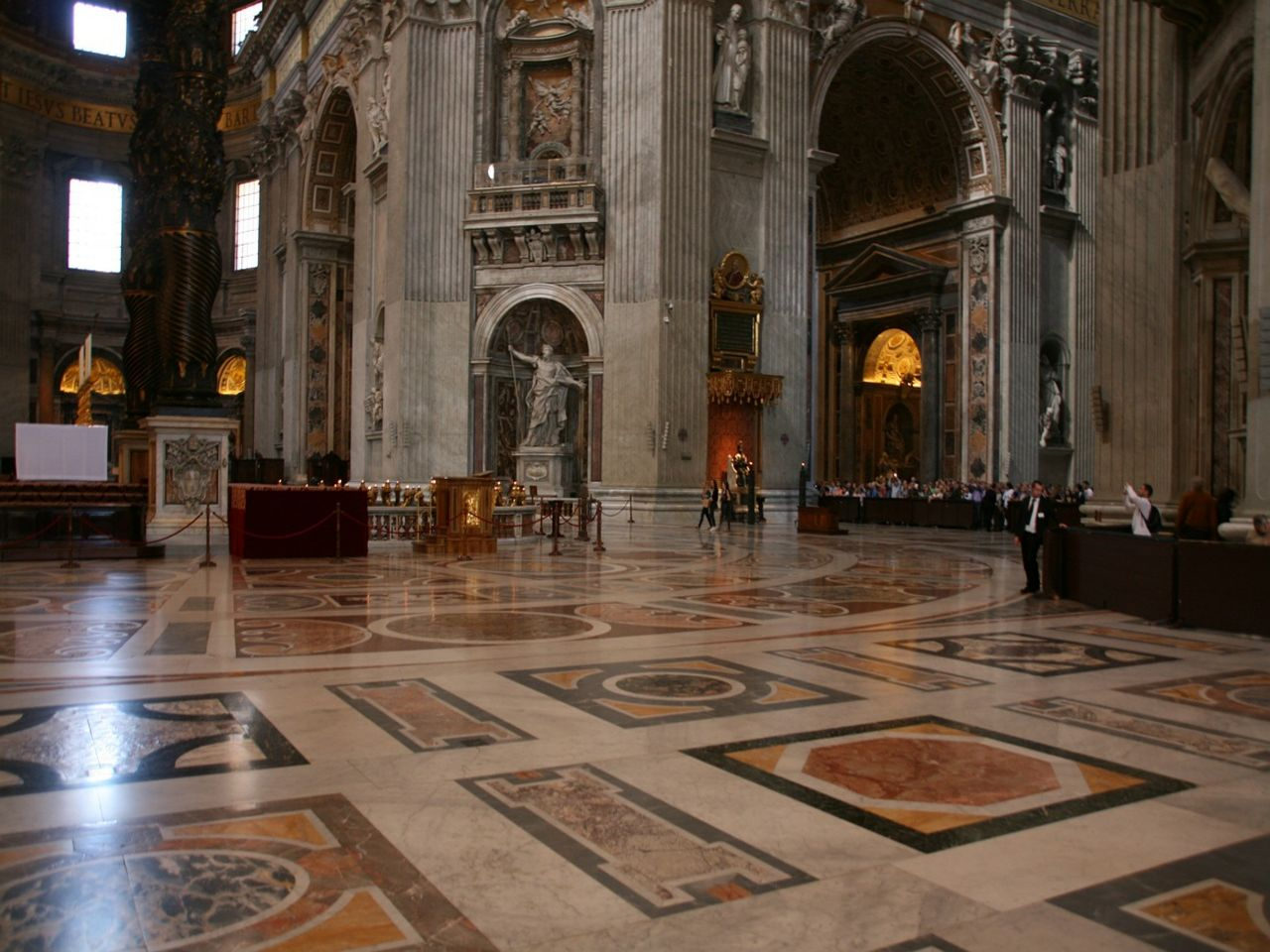 Vatican Floor Plan Private Vatican Museums Amp St Peter S Basilica Day Trips From