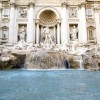 Rome - Trevi Fountain - day view