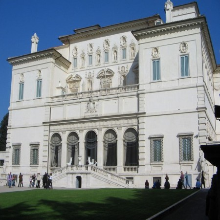 Rome - Borghese Gallery