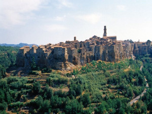 Pitigliano - Day View