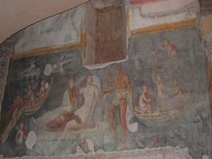 Rome - Case Celio - fresco
