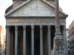 Sightseeing Tours of the Pantheon Walking Area in Rome