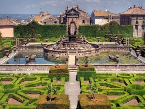 Sightseeing Tours of Viterbo & Villa Lante