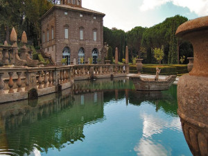 Private Sightseeing Tours from Viterbo Villa Lante Private