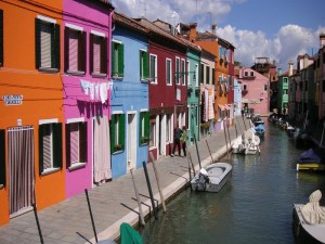 Sightseeing Tours of Burano Mazzorbo and Wine Tasting