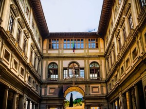 Sightseeing Tours of Uffizi Gallery