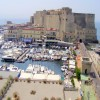 Naples - Castel Dell'Ovo - Boats