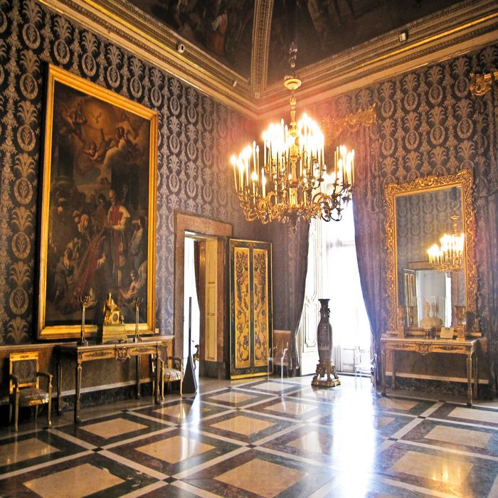 Royal Palace: interiors 25
