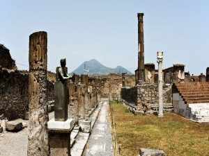 Sightseeing Tours of Pompeii