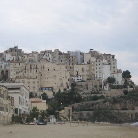 Sperlonga - View