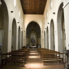 Panzano - Church of Santa Maria - Interior