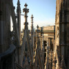 Milan - Duomo - View from the roof