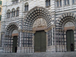 Sightseeing tours of Genoa