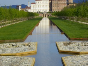 Sightseeing tours of Turin Venaria Reale